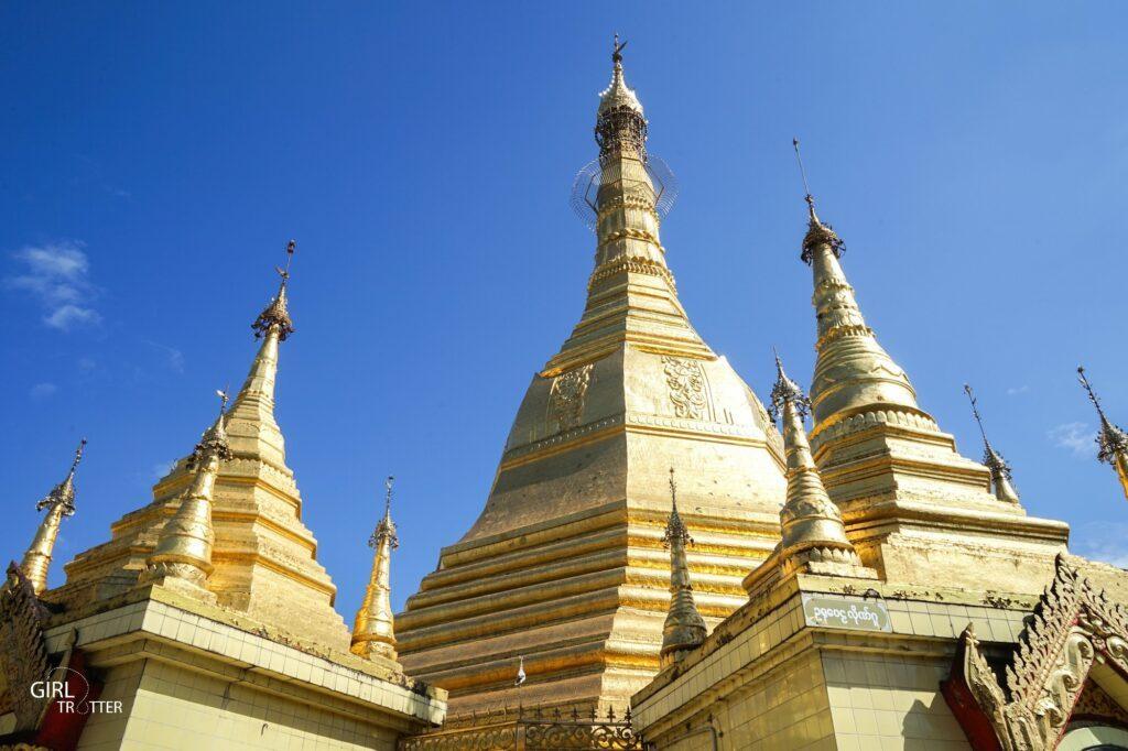 Sule Pagoda Yangon Myanmar