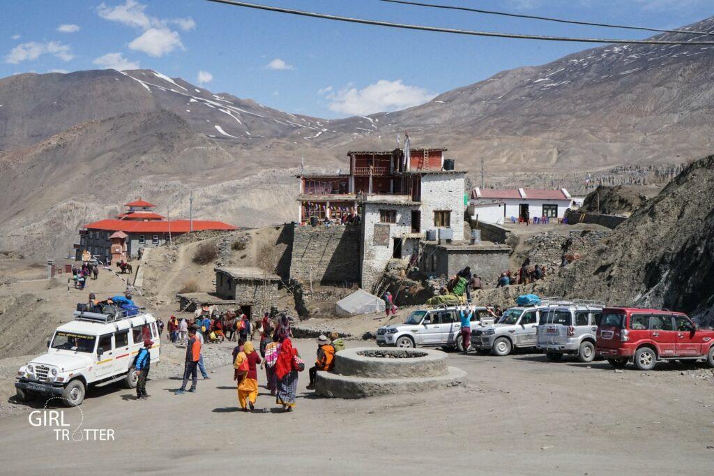 Muktinath, circuit Tour des Annapurnas au Nepal