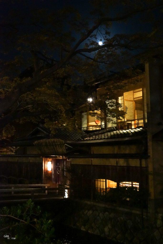 Sarakawa Dori Kyoto Japon