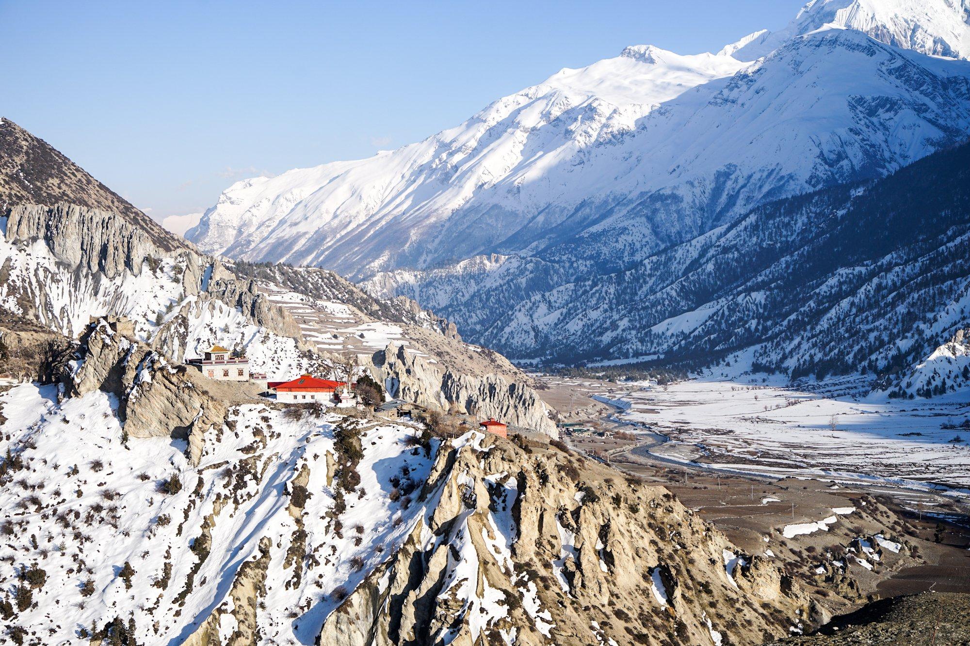 Tout savoir sur le trek du Tour des Annapurnas ⋆ Girltrotter