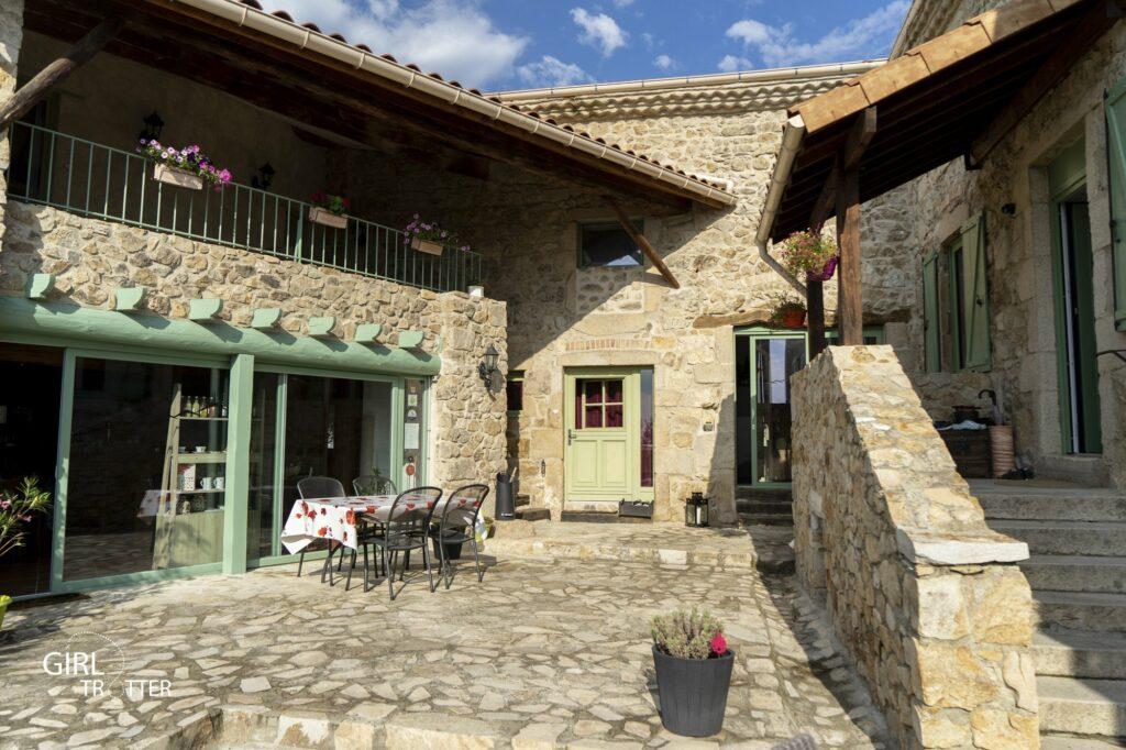 Gite Saint Claude maison d'hôtes Parc naturel régional du Pilat