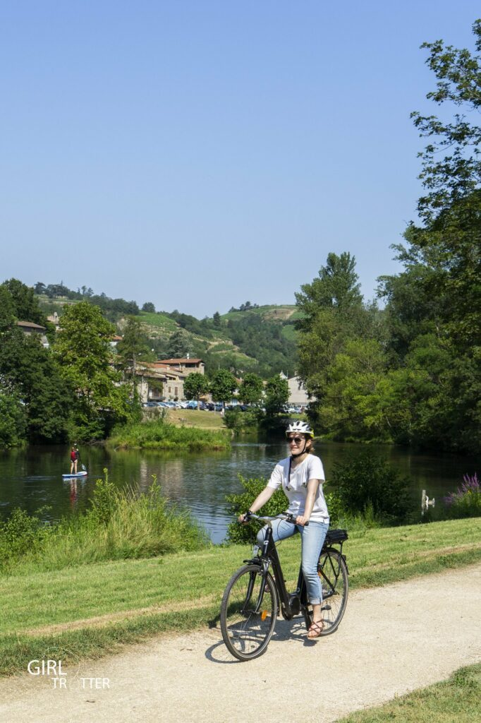 Vélo électrique Saint-Pierre de boeuf