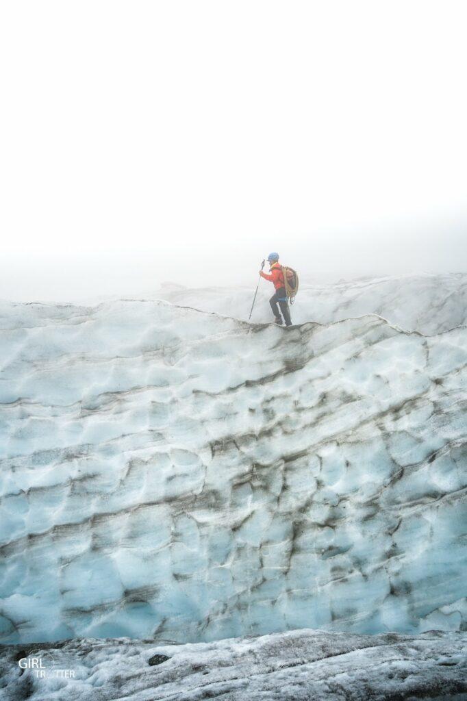 Alpinisme - Mer de glace de Chamonix