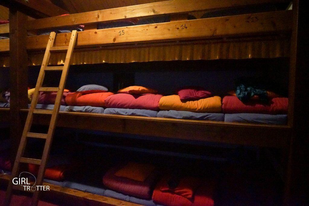 Randonnée et refuge du requin Chamonix Mer de glace
