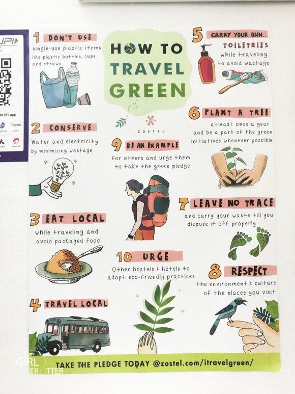 Gestes éco-responsables faciles en voyage