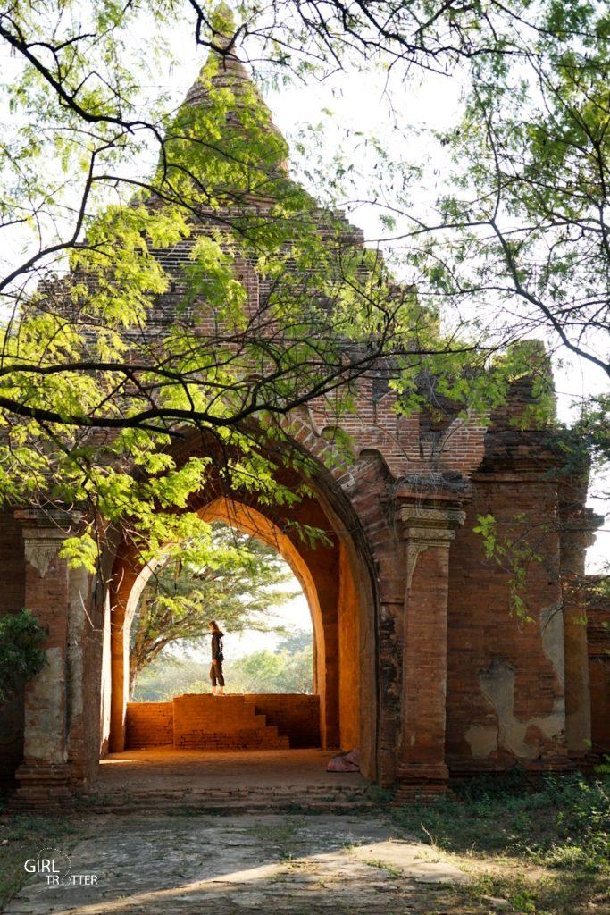 Eveil a la spiritualité en voyage