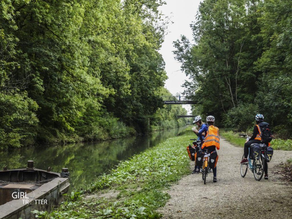 Mad Jacques Vélo - Canal de l'ourcq