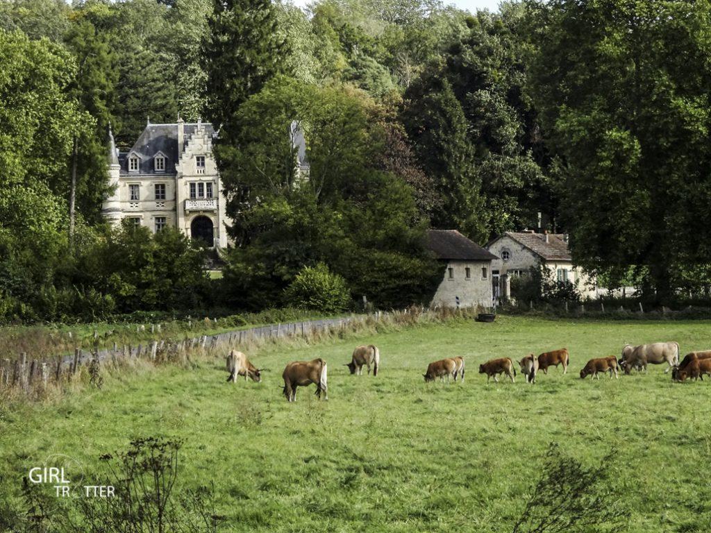 Le Mad Jacques vélo en Picardie