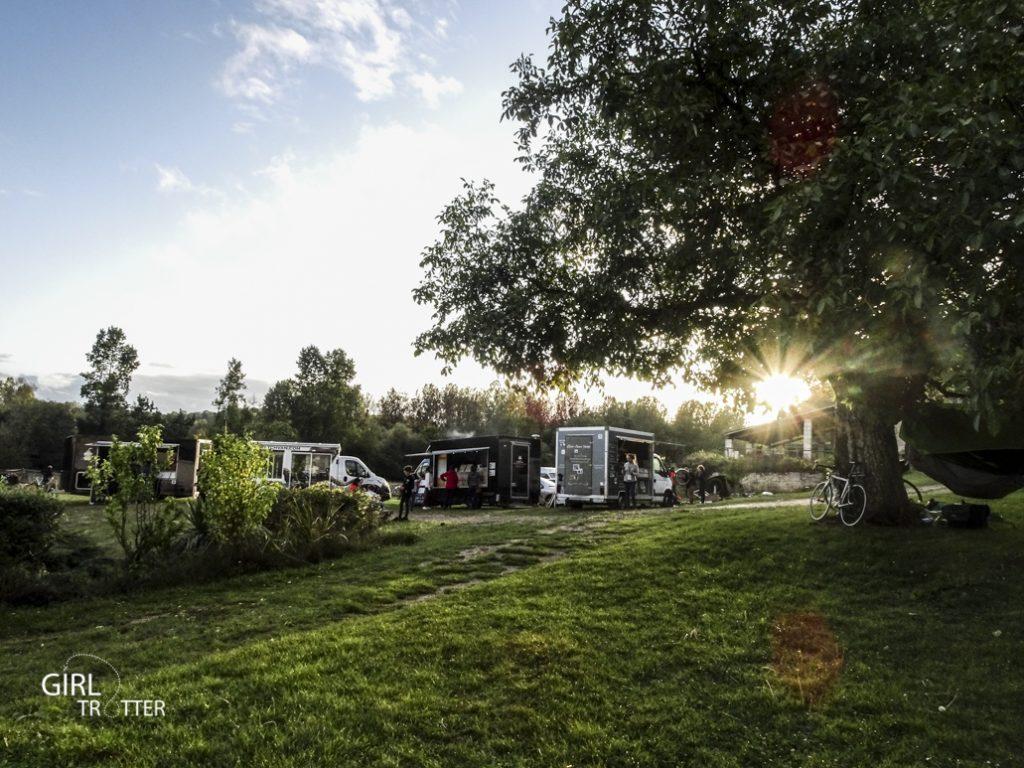 Food trucks Le Mad Jacques vélo trip - micro aventure