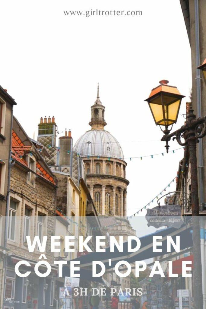 Weekend a Boulogne sur Mer et cote Opal