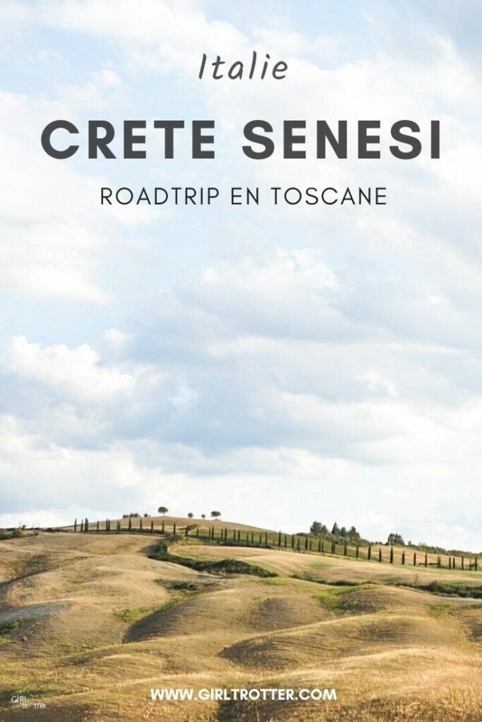 Crete Senesi Toscane Italie