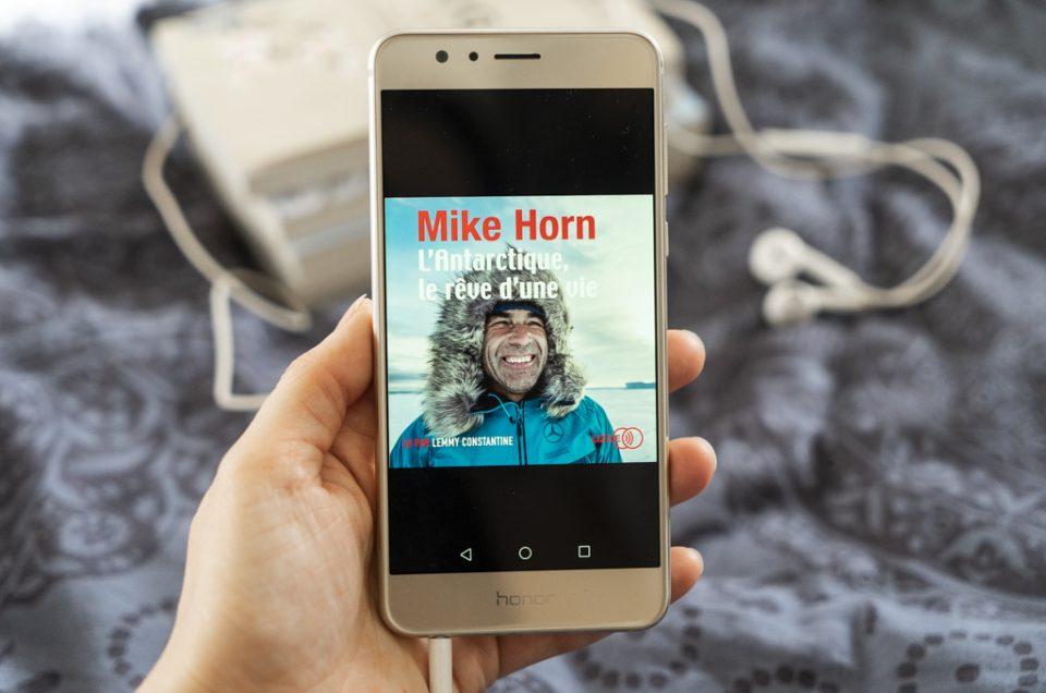 En écoute, Mike Horn, L'Antarctique, le rêve d'une vie : l'avis Girltrotter