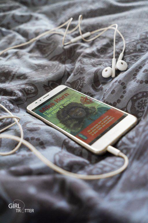 Pourquoi écouter Mike Horn - Livre audio Antarctique le rêve dune vie