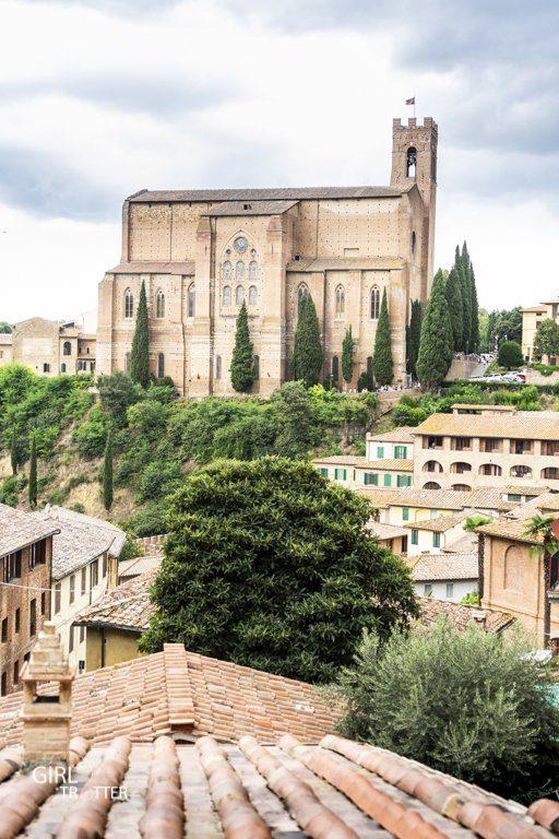 Sienne Siena Italie - Basilique San Domenico