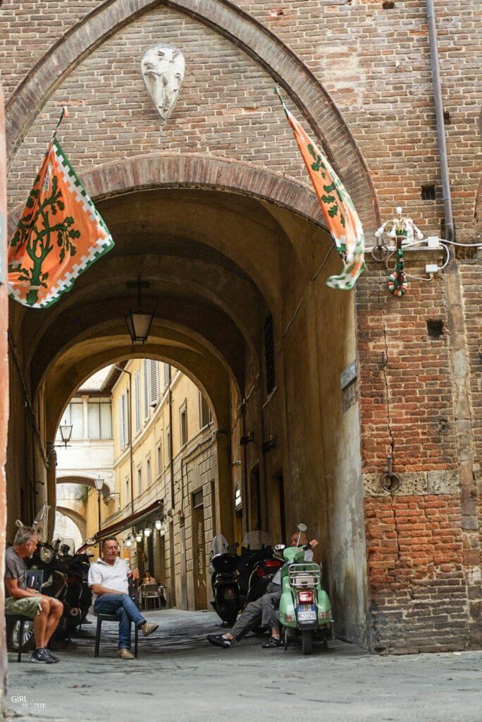 Sienne Siena Italie