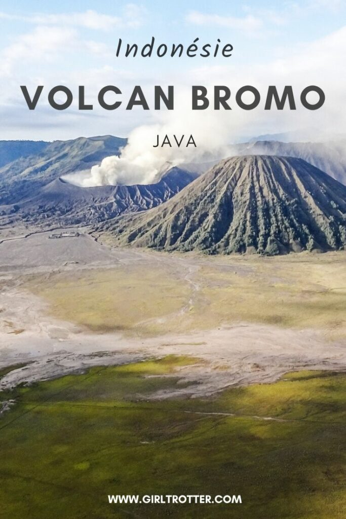 Volcan bromo et mont Batur Indonésie Java