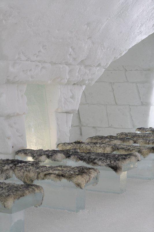 Mariage à l'Hôtel de glace de Québec