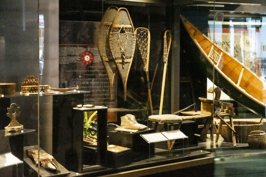 Visiter le musée Huron-Wendat Premières Nations de Wendake Québec