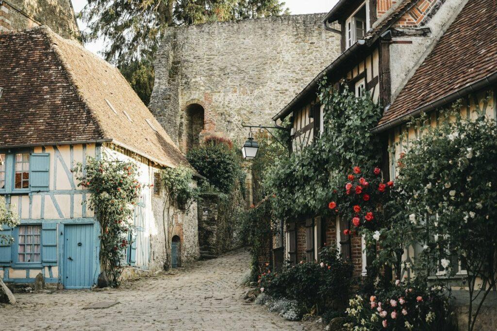 Gerberoy, une jolie étape pour un weekend dans l'Oise