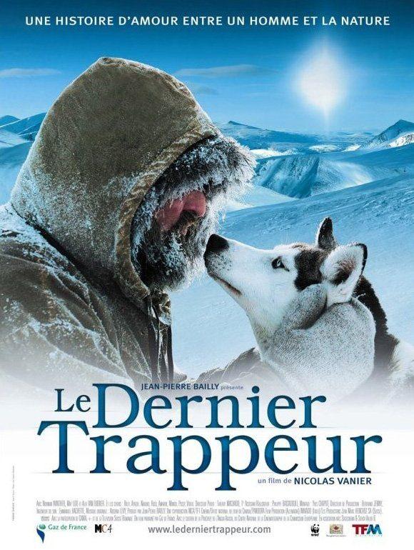 Le dernier trappeur affiche du film de Nicolas Vanier