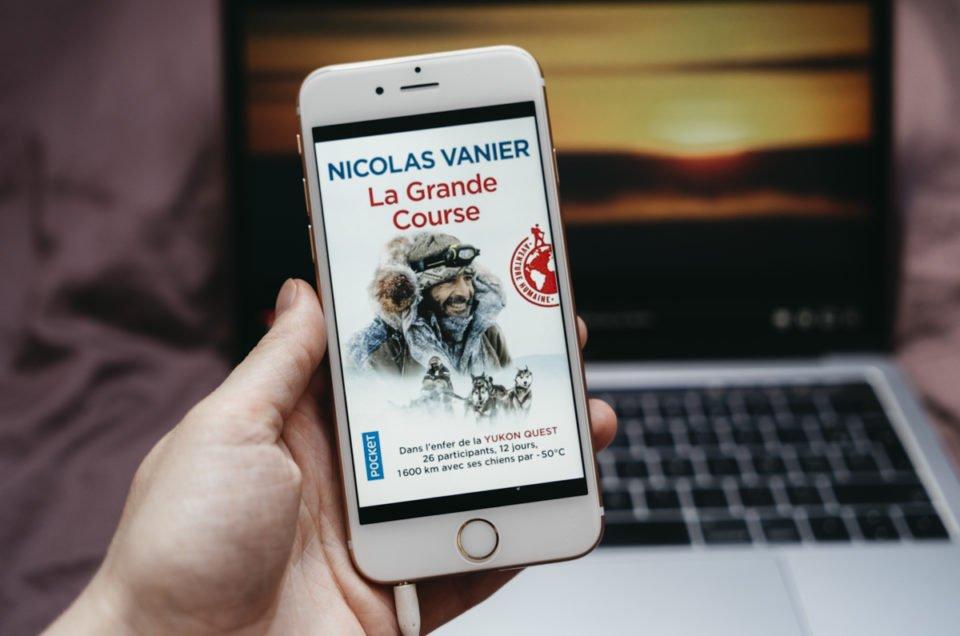 La Grande course & Le dernier trappeur de Nicolas Vanier ⋆ Un livre, Un film