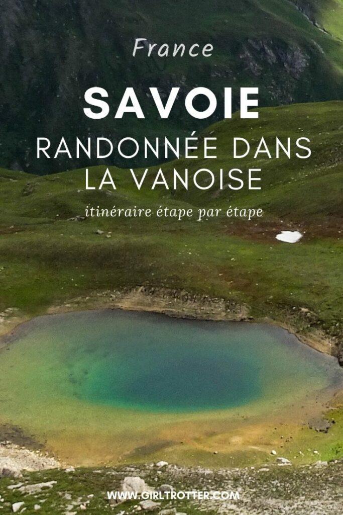 Randonnée à la journée en Savoie dans les réserves naturelles de la Vanoise et de La Baillettaz entre Tignes et Val d'Isère