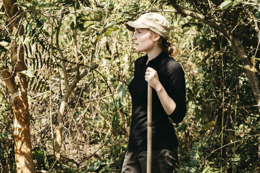 Rencontre avec un tigre dans la jungle au Népal - Bardia National Park - Récit de voyage