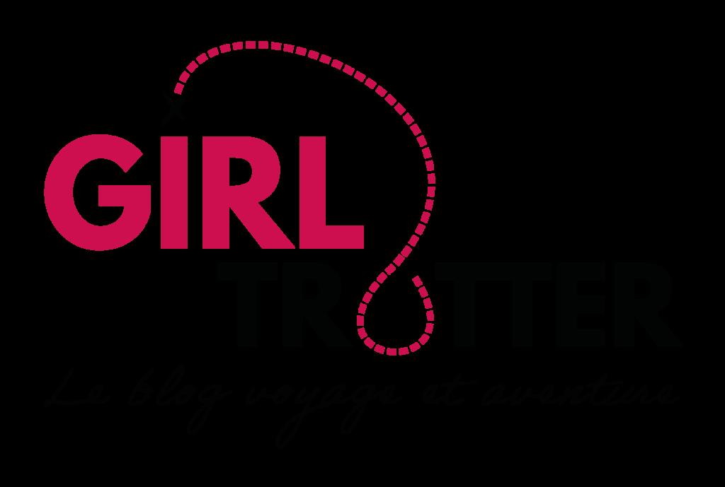 logo girltrotter 2020, signature
