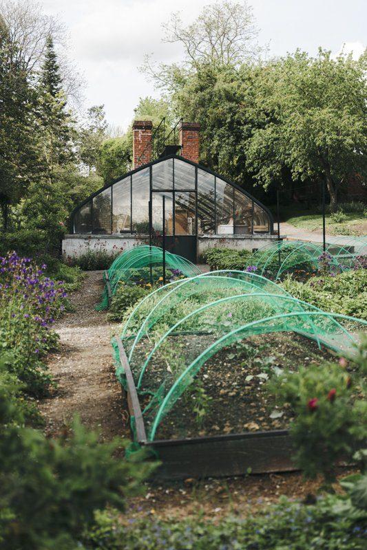 Jardin d'agrément, Familistère de Guise, tourisme Aisne, Hauts-de-France