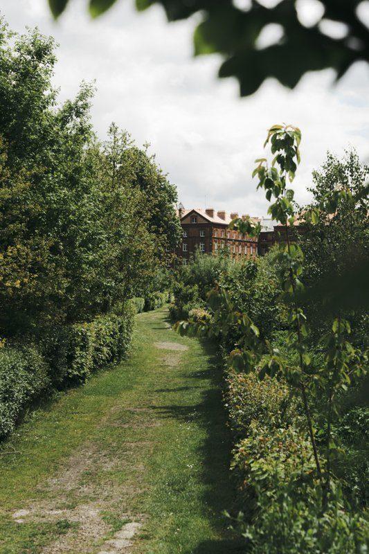 Jardin de l'ile, Familistère de Guise, tourisme Aisne, Hauts-de-France