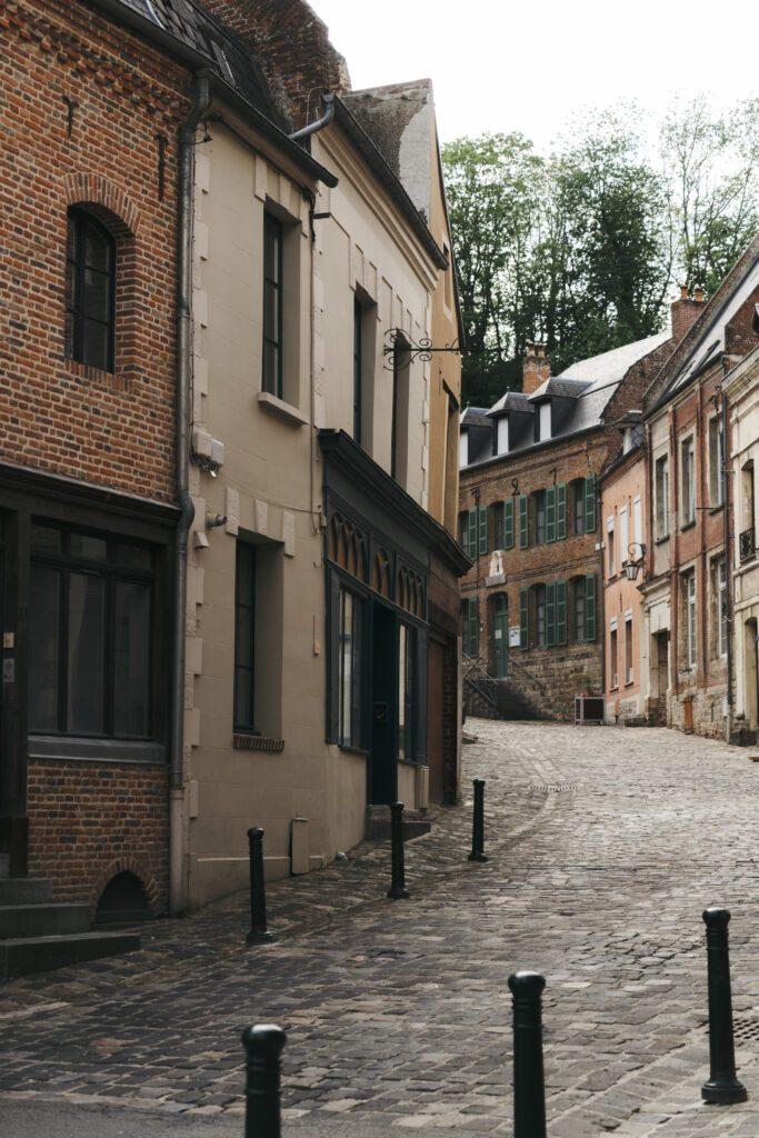 Vieille ville de Guise, tourisme Aisne, Hauts-de-France