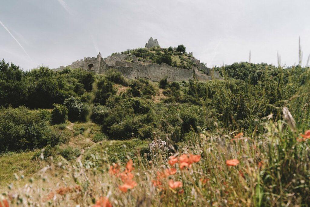 Château de Crussol Saint-Péray - Ardèche