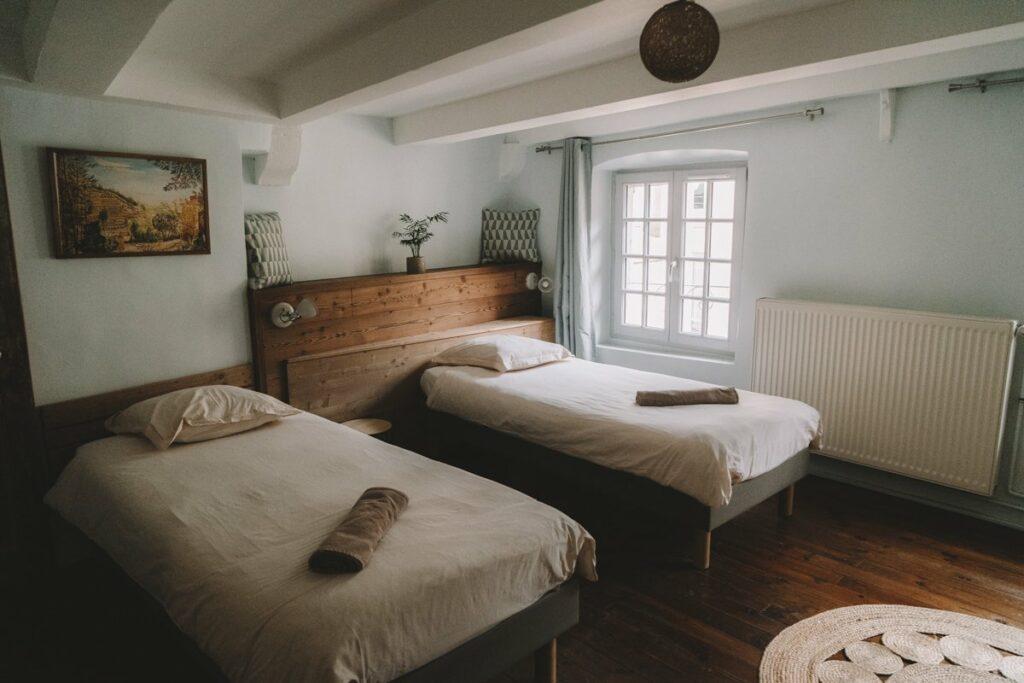 Chambre gîte le pied du géant Tournon-sur-Rhône en Ardèche
