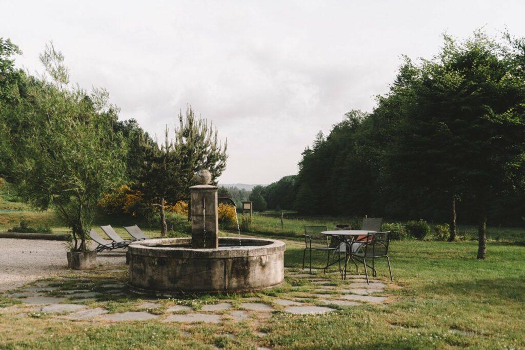 Moulin de Montabonnel hébergement en Ardèche du nord